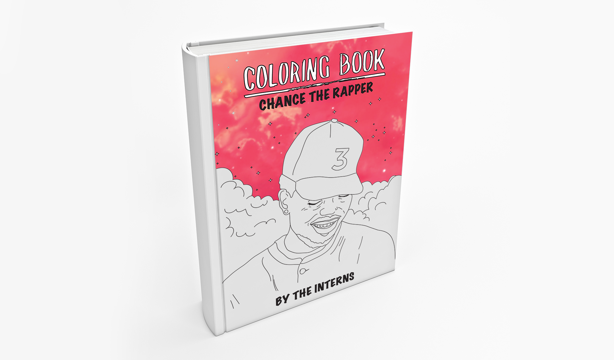 Heres Very Literally A Chance The Rapper Coloring Book For You To Color In
