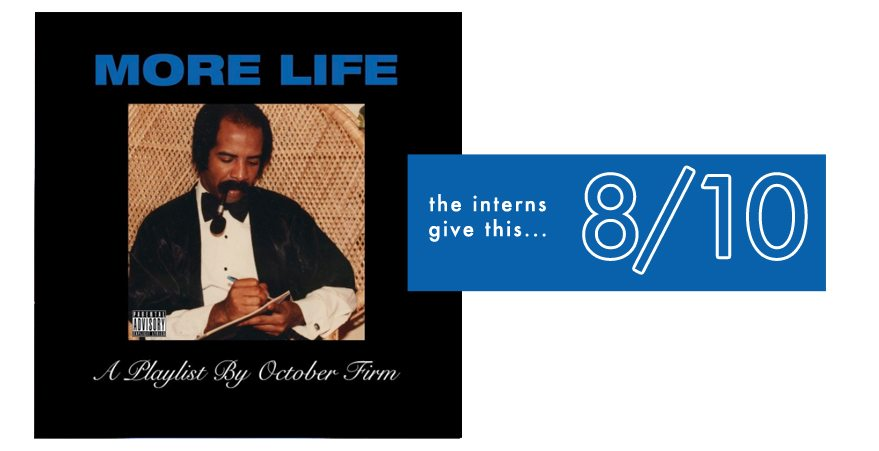 f5fb489763b9 Drake s long-awaited 22-track playlist More Life has arrived. Premiering on  OVO Sound Radio this weekend