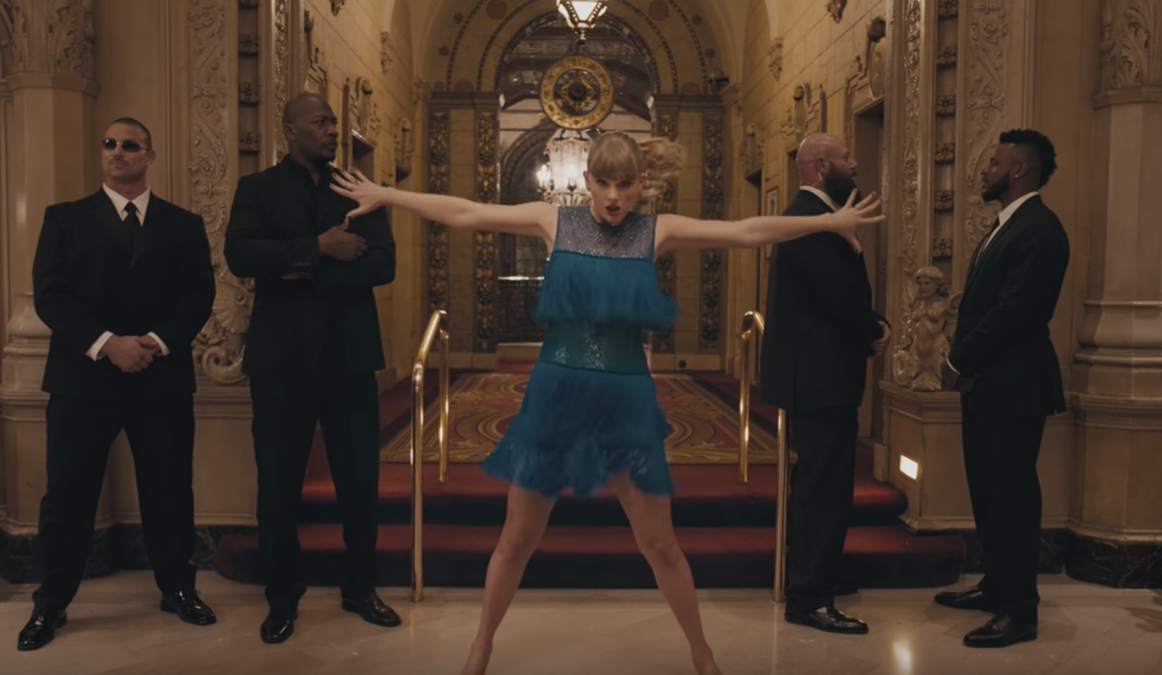 Taylor Swift dramatically rips off dress in controversial new music video