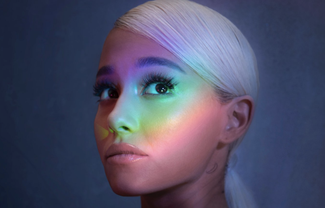 Ariana Grande returns with